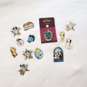 Disney World Pins